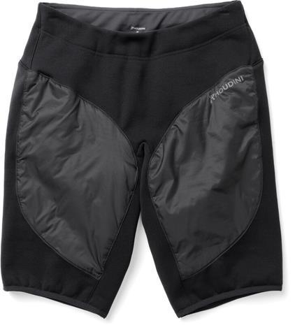 Houdini Moonwalk Shorties Shorts, musta