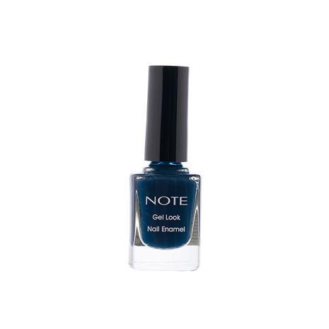 Note Cosmetics Gel Look Nail Enamel 10ml (Various Shades) - 21