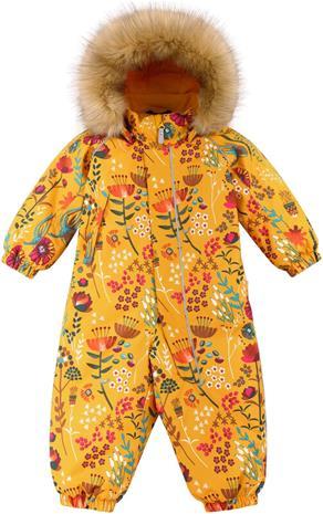 Reima Lappi Winter Overall Toddler, keltainen