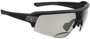 BBB Impulse Reader PH BSG-64PH Sports Glasses +1,5dpt, musta/läpinäkyvä, Korut, rannekellot, lompakot ja aurinkolasit