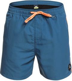 Quiksilver Beach Please Volley 16 Shorts Men, sininen