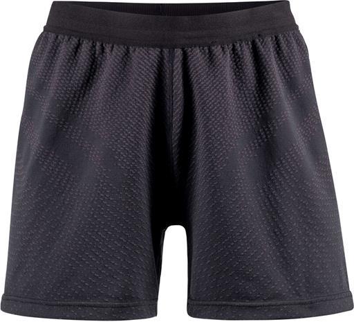 UYN Marathon Short Pants Women, harmaa, Naisten housut ja shortsit