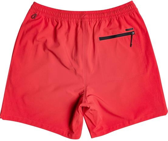 Quiksilver On Tour Volley 15 Shorts Men, punainen