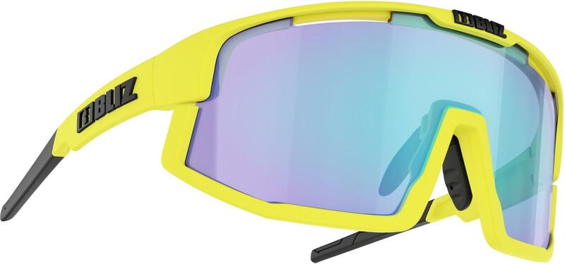 Bliz Vision Pyöräilylasit, keltainen, Korut, rannekellot, lompakot ja aurinkolasit