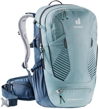 deuter Trans Alpine 28 SL Backpack Women, sininen, Rinkat ja reput