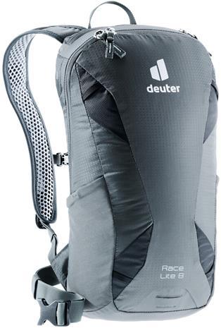 deuter Race Lite Backpack 8l, harmaa, Rinkat ja reput