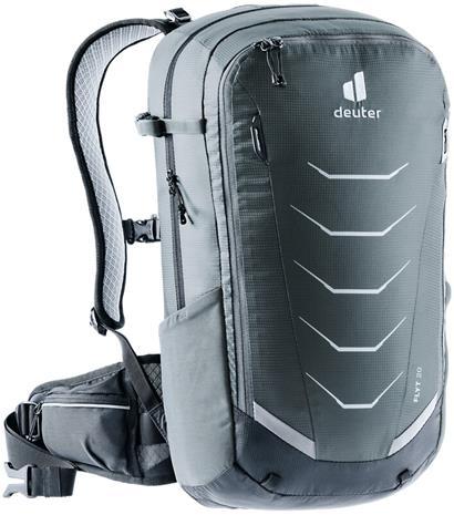 deuter Flyt 20 Backpack, harmaa/musta, Rinkat ja reput