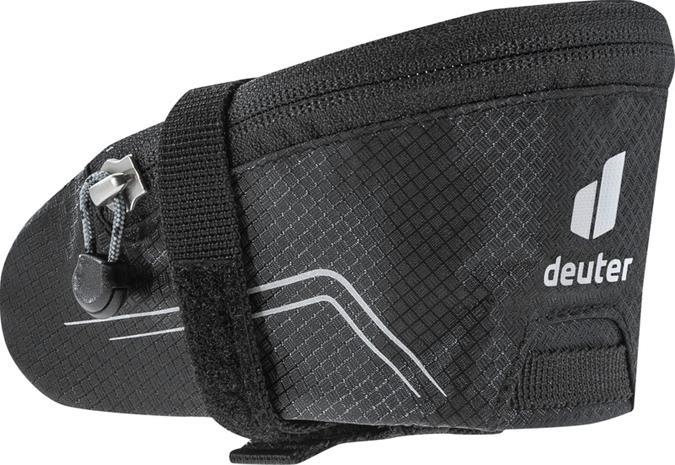 deuter Bike Bag Race I, musta, Kypärät, suojukset ja tarvikkeet