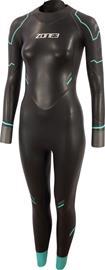 Zone3 Advance Wetsuit Women, musta, Uintitarvikkeet