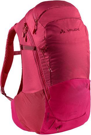 VAUDE Tacora 22 Backpack Women, punainen, Rinkat ja reput