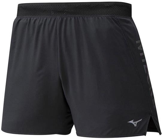 Mizuno Aero 4.5 Shorts Men, musta, Miesten housut ja shortsit