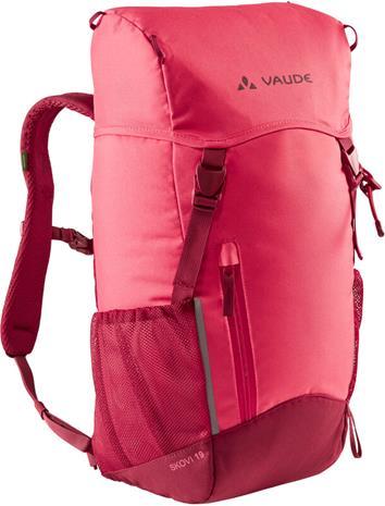 VAUDE Skovi 19 Backpack Kids, vaaleanpunainen, Rinkat ja reput