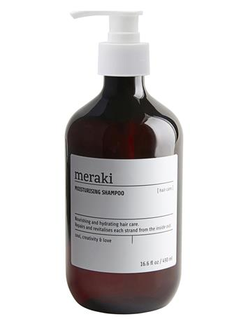 meraki Shampoo, Moisturising Shampoo Shampoo Nude Meraki CLEAR