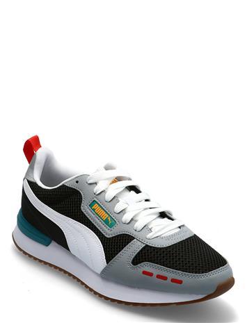 PUMA Puma R78 Og Matalavartiset Sneakerit Tennarit Sininen PUMA PUMA BLACK-PUMA WHITE-QUARRY