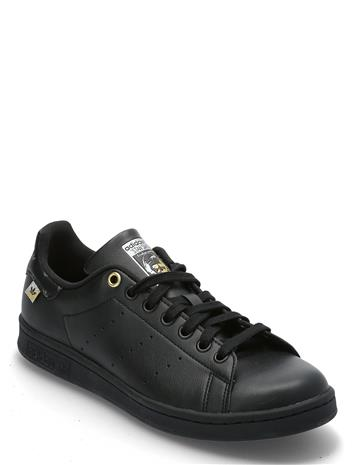adidas Originals Stan Smith W Matalavartiset Sneakerit Tennarit Musta Adidas Originals CBLACK/GOLDMT/SILVMT
