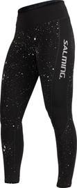 Salming Reflective Trikoot Naiset, musta, Naisten housut ja shortsit