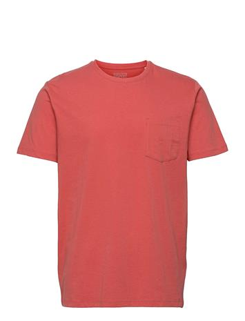 Esprit Casual T-Shirts T-shirts Short-sleeved Vaaleanpunainen Esprit Casual CORAL RED