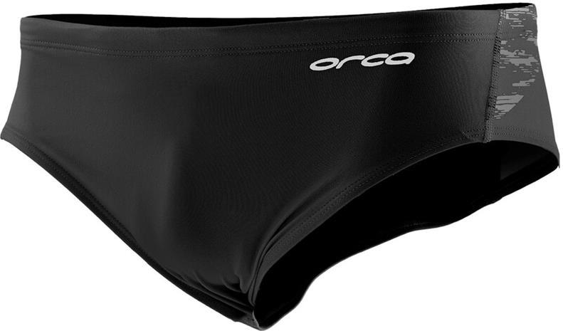 ORCA Core Briefs Men, musta, Uintitarvikkeet
