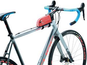 deuter Energy Bag, punainen, Kypärät, suojukset ja tarvikkeet