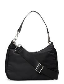 Mango Nilo Bags Small Shoulder Bags - Crossbody Bags Musta Mango BLACK