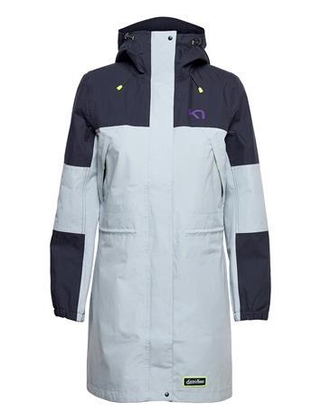 Kari Traa Ringheim L Jacket Outerwear Sport Jackets Sininen Kari Traa MISTY