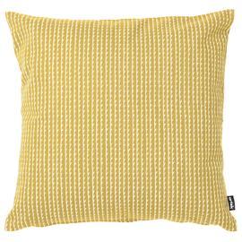 Artek Rivi tyynynpäällinen, 50 x 50 cm, canvas, sinapinkelt. - valk.