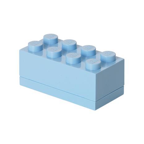 Room Copenhagen Lego Mini Box 8 rasia, vaaleansininen