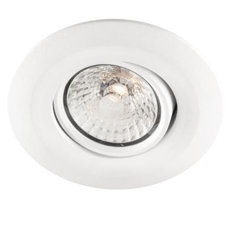 Hide-a-Lite Comfort G2 Downlight-valaisin 8,5 W, valkoinen, Dali-liitäntälaite 3000K