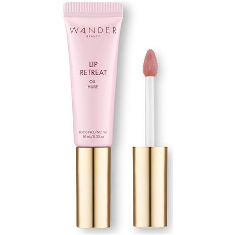 Wander Beauty Lip Retreat Oil 0.33 oz (Various Shades) - Skinny Dip