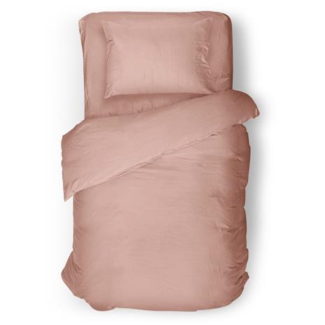 KOODI aluslakana, vaaleanpunainen, 150 x 250 cm