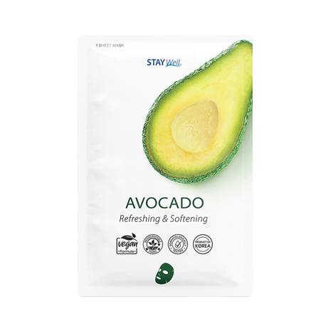 STAY WELL Vegan Avocado kangasnaamio 20 g