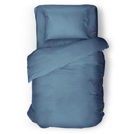KOODI aluslakana, sininen, 180 x 250 cm