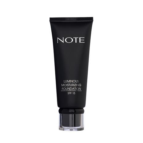 Note Cosmetics Luminous Moisturizing Foundation 35ml (Various Shades) - 104 Sandstone