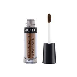 Note Cosmetics Full Coverage Liquid Concealer 2.3ml (Various Shades) - 403 Espresso
