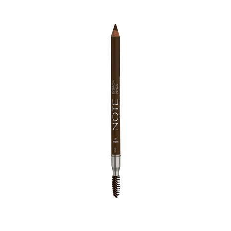 Note Cosmetics Eyebrow Pencil 1.1g (Various Shades) - 02 Brown