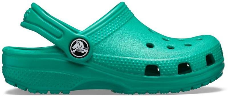 Crocs Classic Clog Sandaalit, Deep Green 32-33