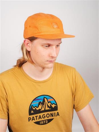 VAI-KØ Kultakero 5-Panel Cap, Orange
