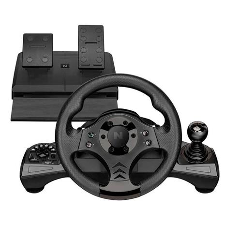 Nitho Gaming Wheel & Pedals Drive Pro V16, PS4 -ohjain