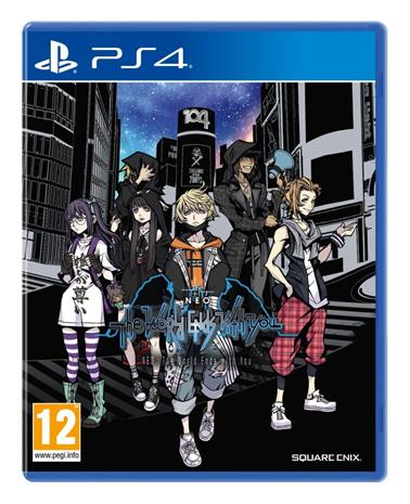 NEO: The World Ends with You, PS4 -peli