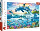 PUZZLE 1500 Dolphin family 26 162