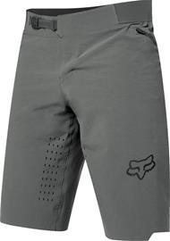 Fox Flexair Shorts Men, harmaa, Miesten housut ja muut alaosat