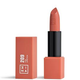 3INA Makeup The Lipstick 18g (Various Shades) - 209 Peach Nude