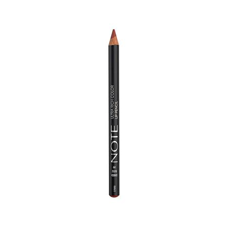 Note Cosmetics Ultra Rich Color Lip Pencil 1.1g (Various Shades) - 09 Dried Rose