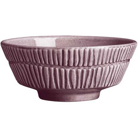 Mateus Stripes Bowl, Plum 50 cl