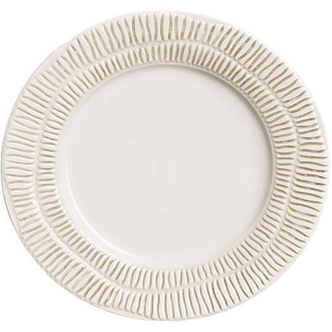 Mateus Stripes Plate, Sand 20 cm