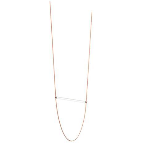 Flos Wireline Pendant, Pink