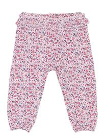 Hust & Claire Teodora - Trousers Housut Vaaleanpunainen Hust & Claire WHITE