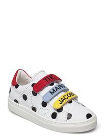 Little Marc Jacobs Trainers Matalavartiset Sneakerit Tennarit Valkoinen Little Marc Jacobs BLACK WHITE, Lasten kengät