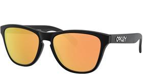 Oakley Frogskins XS Sunglasses Youth, musta/kulta, Korut, rannekellot, lompakot ja aurinkolasit