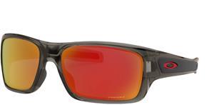 Oakley Turbine XS Sunglasses Youth, harmaa/punainen, Korut, rannekellot, lompakot ja aurinkolasit